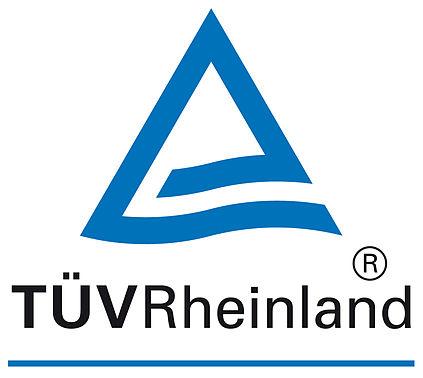 TÜV Rheinland geprüft Symbol