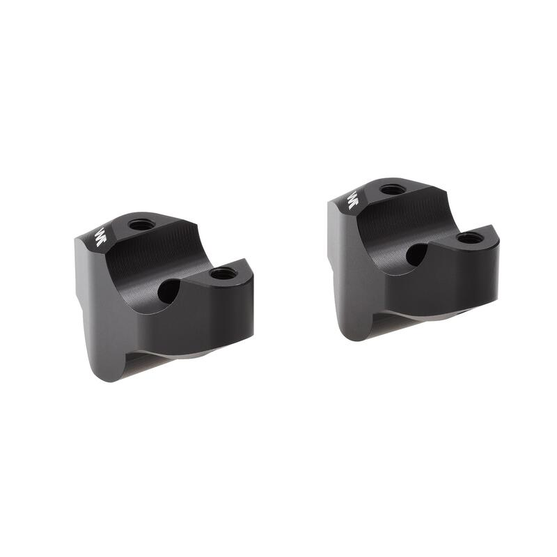 Handlebar risers 30mm with offset 19mm for Husqvarna 701 Enduro (UE) 17-