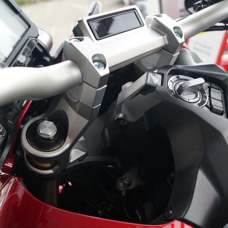 Handlebar risers 30mm for Honda X-ADV 750 all years
