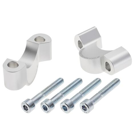 Handlebar risers 25mm for BMW R1250RS LC 2019-
